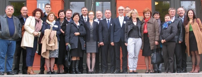 Meeting of the National Coordinators in the countries – candidates for EU membership