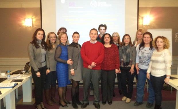 """Одржана првата работилница на тема """"Развој на знаења и пренос на најдобри практики за биосигурност/биобезбедност/и управување со биоризик """" во Република Македонија"""