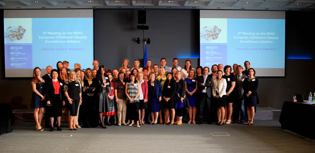 8. Состанок на Иницијативата на СЗО за следење на дебелината кај децата (COSI).