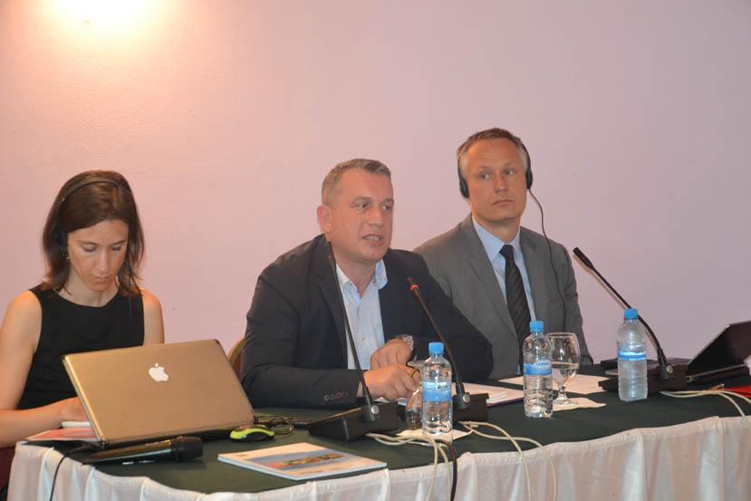 Работилница за Проценка на еднаков пристап до вода и санитација и мали системи за водоснабдување и санитација во Република Македонија